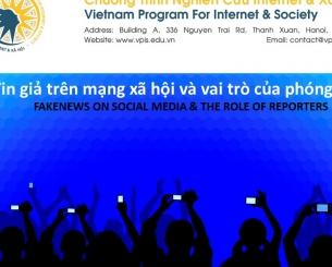 ROUNDTABLE: Tin giả trên mạng xã hội và vai trò của phóng viên
