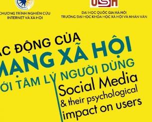 """Thư mời tham gia Hội thảo """"Tác động của Mạng xã hội tới tâm lý người dùng"""""""