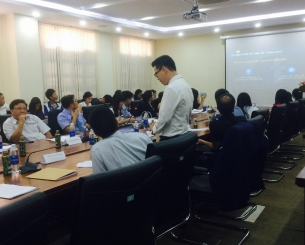 Buổi hội thảo Tác động của Mạng xã hội tới tâm lý người dùng
