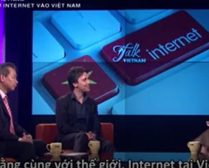 How has the Internet changed Vietnam's society for the past 20 years?